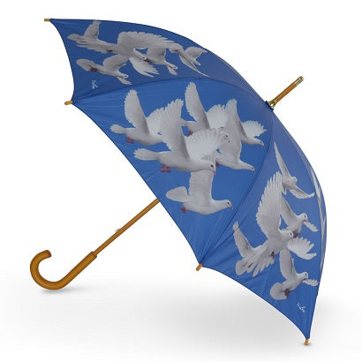 Cascada Collection - Flying Dove Walking Umbrella