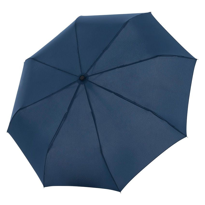Doppler 'Flipback' Navy Pocket Umbrella - 140km/h Wind Tunnel Tested!
