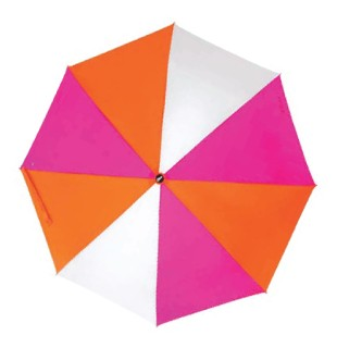 S.Oliver Fruit Cocktail Samba 'Candy' Folding Umbrella