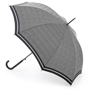 "Fulton ""The Riva"" POW Stripe Automatic Umbrella"