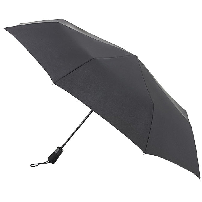 Fulton Jumbo Oversize Automatic Folding Umbrella - Black