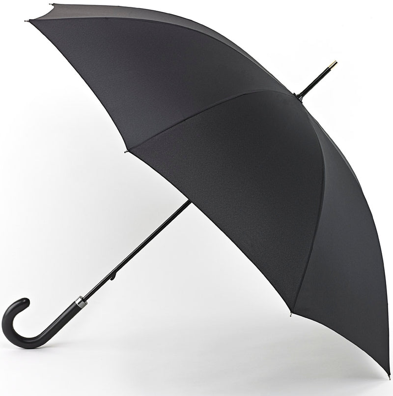 Fulton Governor Gents Black Walking Umbrella