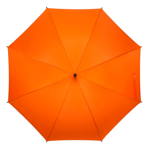 The Atria Automatic Walking Umbrella - Orange
