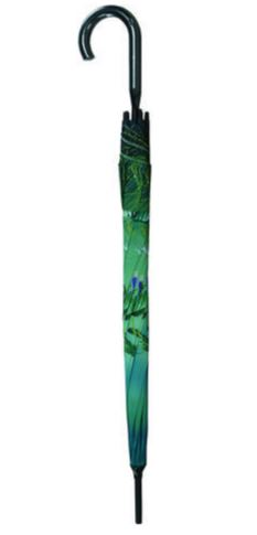 Galleria Hautman Collection Auto Walking Umbrella - Hummingbird