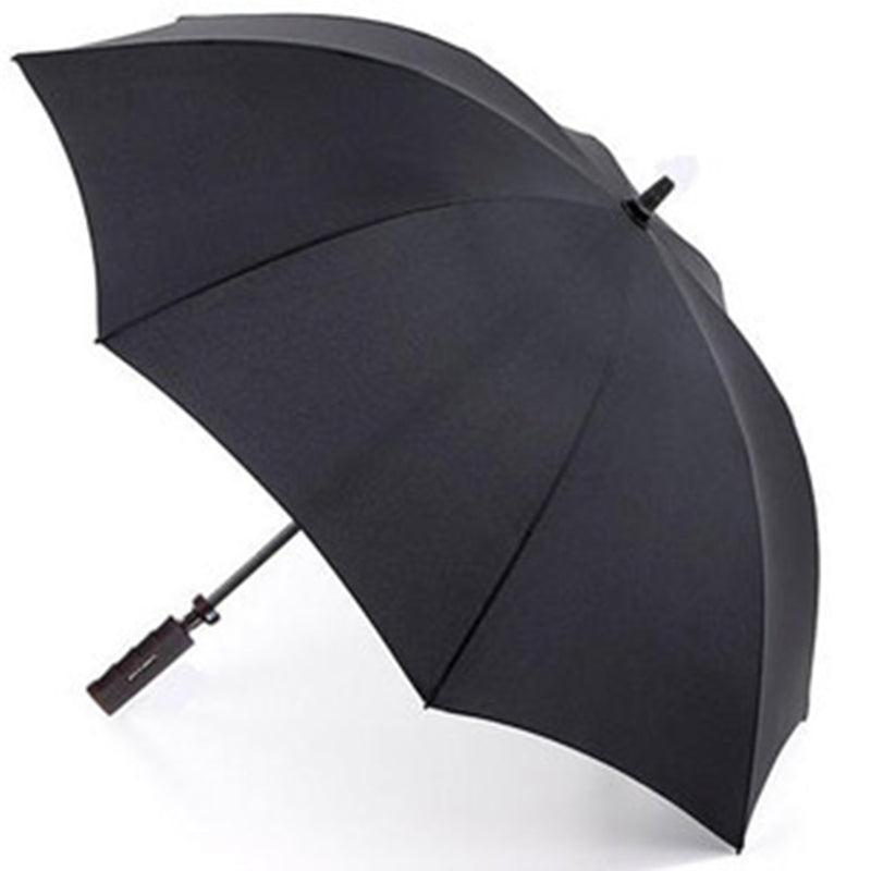 The Golf Lite Fibreglass Golf Umbrella - Black