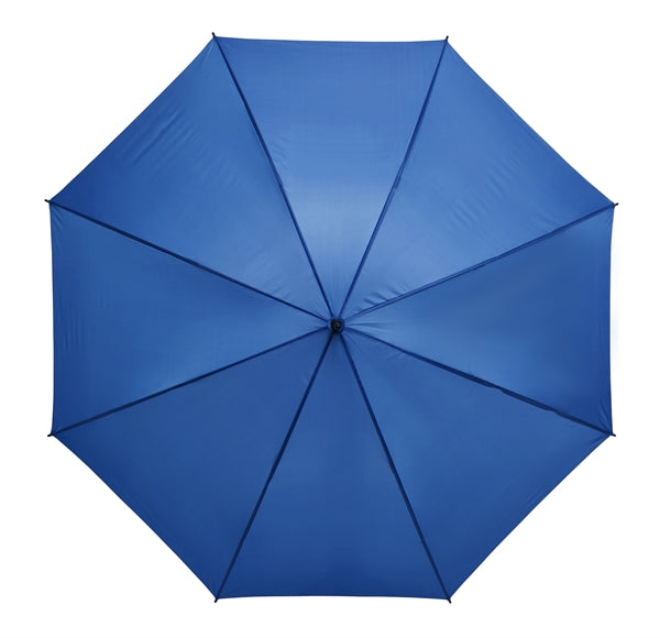 The Mirage Wind Resistant Golf Umbrella - Blue