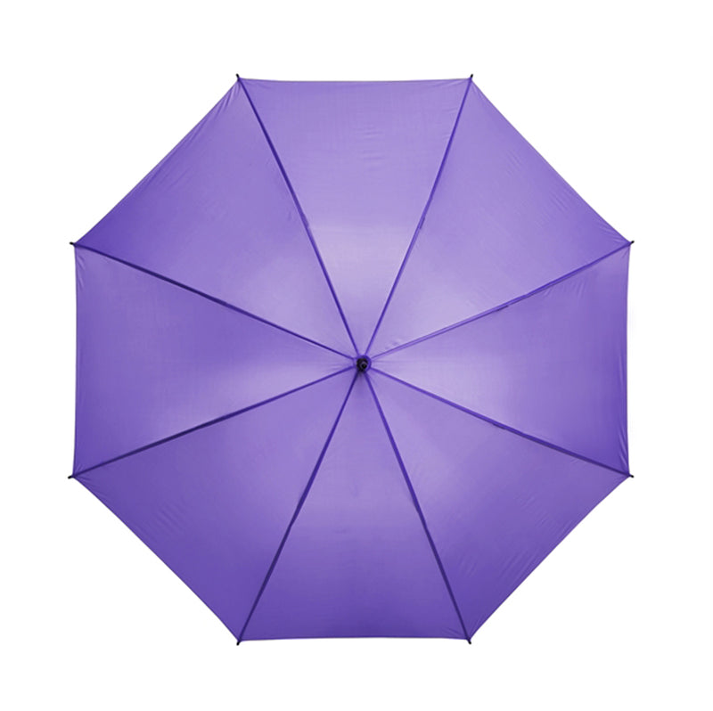 The Mirage Wind Resistant Golf Umbrella - Purple