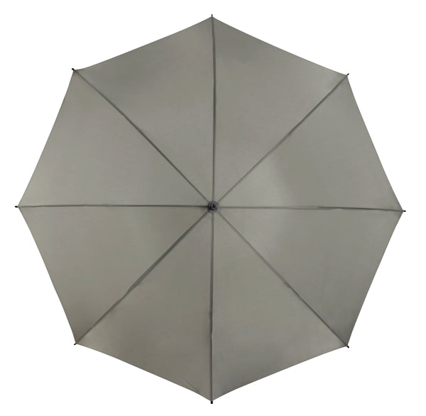 The Mirage Wind Resistant Golf Umbrella - Cool grey