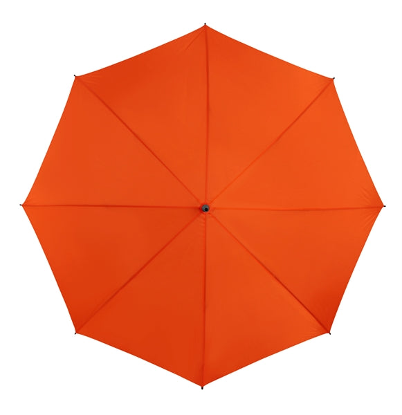 The Mirage Wind Resistant Golf Umbrella - Orange