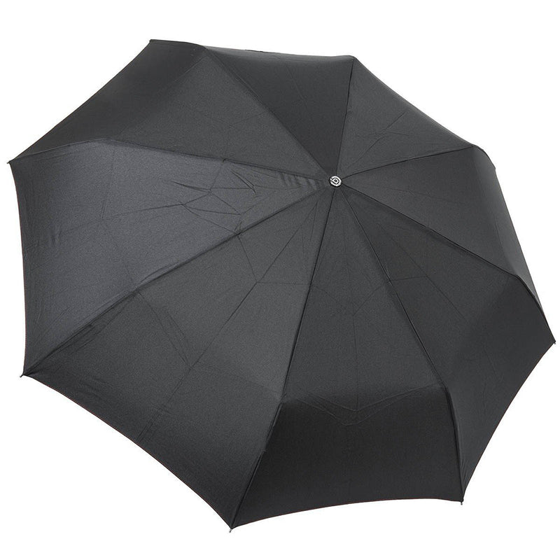 Bugatti Gran Turismo Automatic Folding Umbrella - Carbon Black
