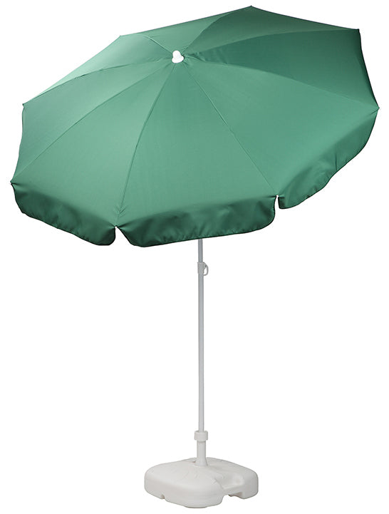 Patio / Garden / Beach Parasol Umbrella - Dark Green