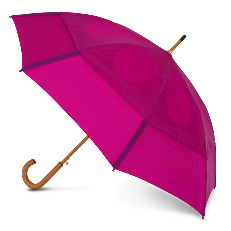 GustBuster Classic Automatic Windproof Walking Umbrella