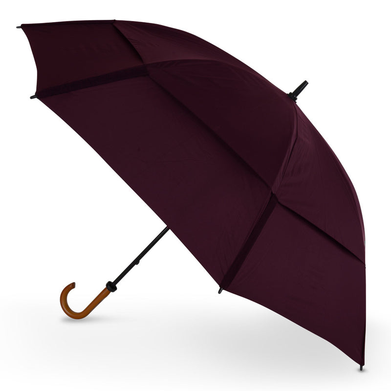 GustBuster Doorman 62 Vented Hook Handle Umbrella