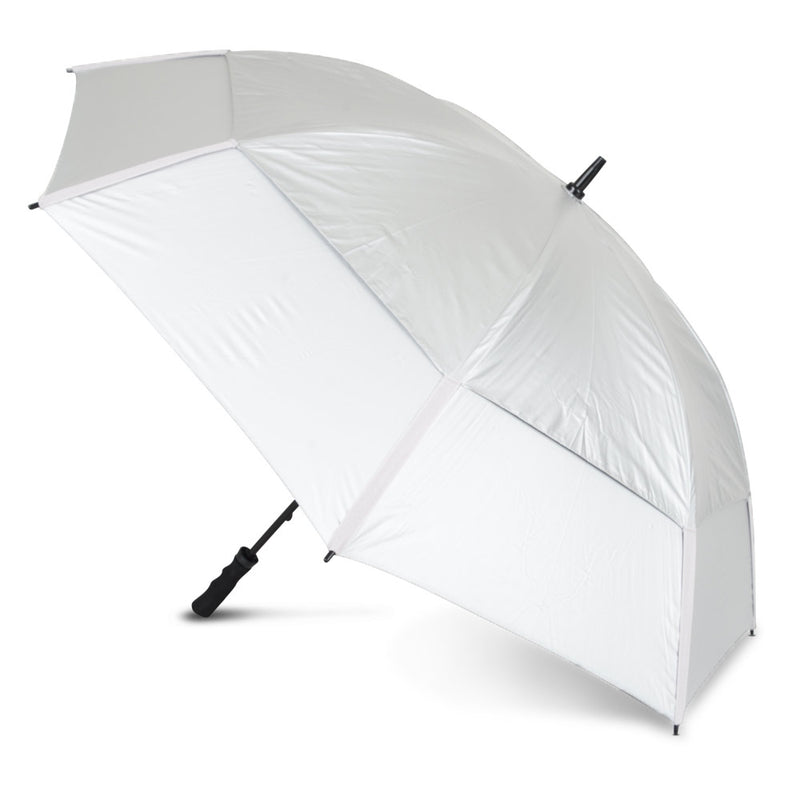 GustBuster Golf Umbrella Pro Series 62 White