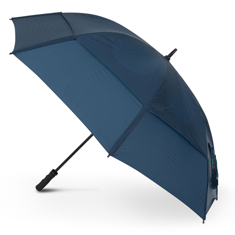 GustBuster Golf Umbrella Pro Series 62 Navy