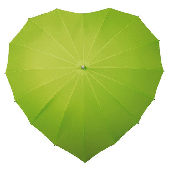 "Heart Shape ""The Heart"" UV Walking Umbrella - Similar to John Lewis Christmas Ad 2020"