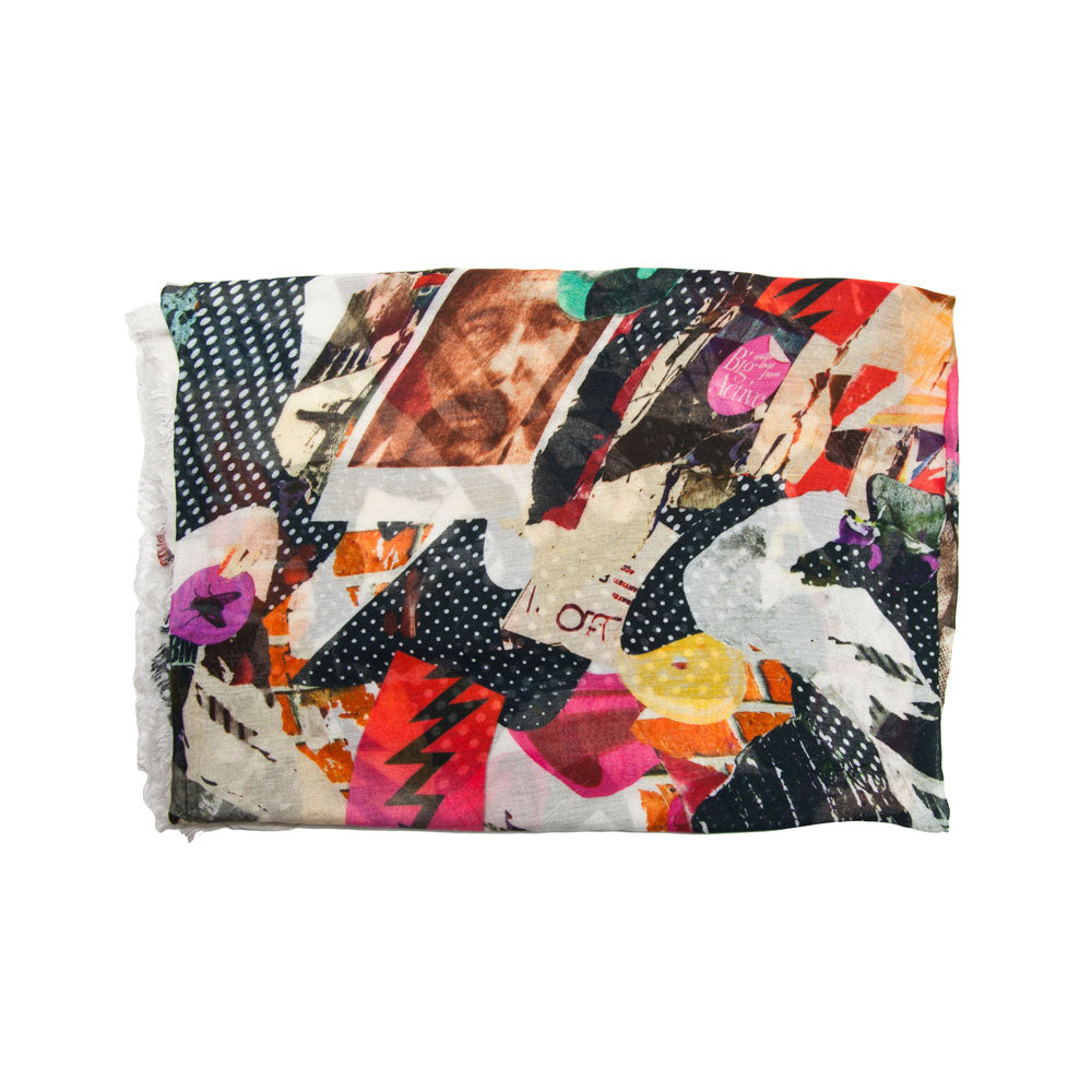 Ibiza Rocks Limited Edition Scarf by Lily & Lionel