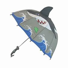 Kidorable 3D Shark Umbrella for Children