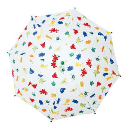 S.Oliver White Monsters & Friends Child's Umbrella
