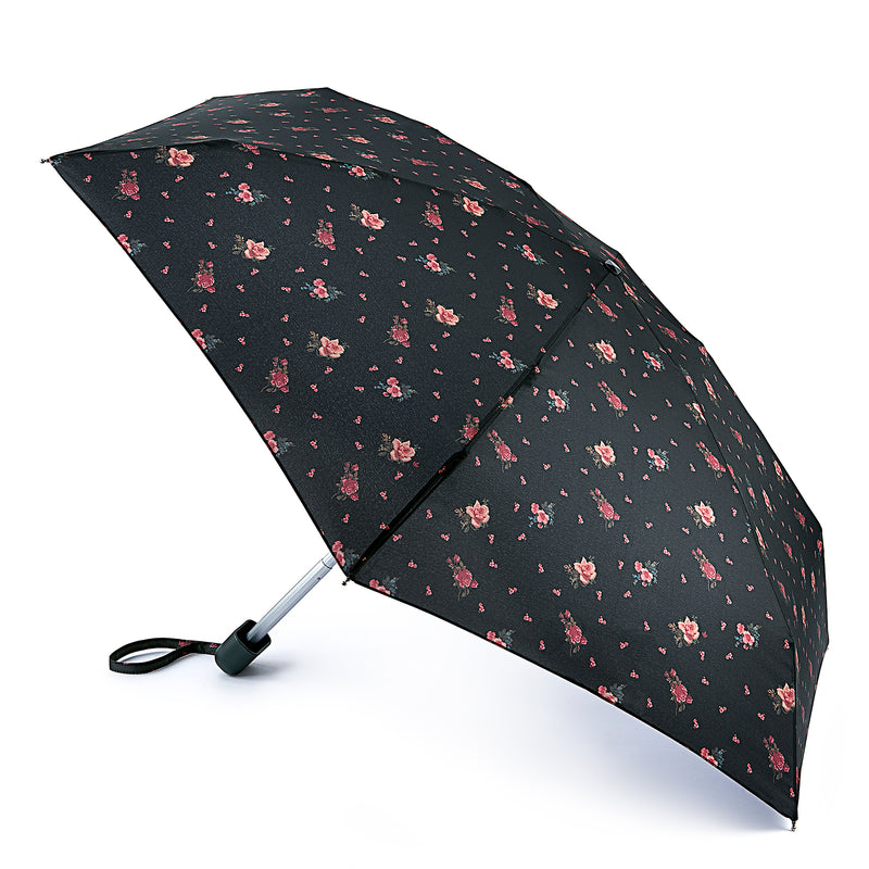 Fulton Tiny Folding Umbrella - Sunset Bouquet