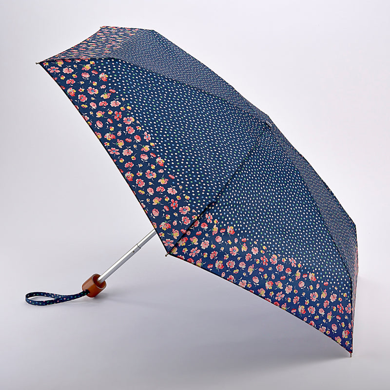 Cath Kidston Tiny Folding Umbrella - Scattered Spot