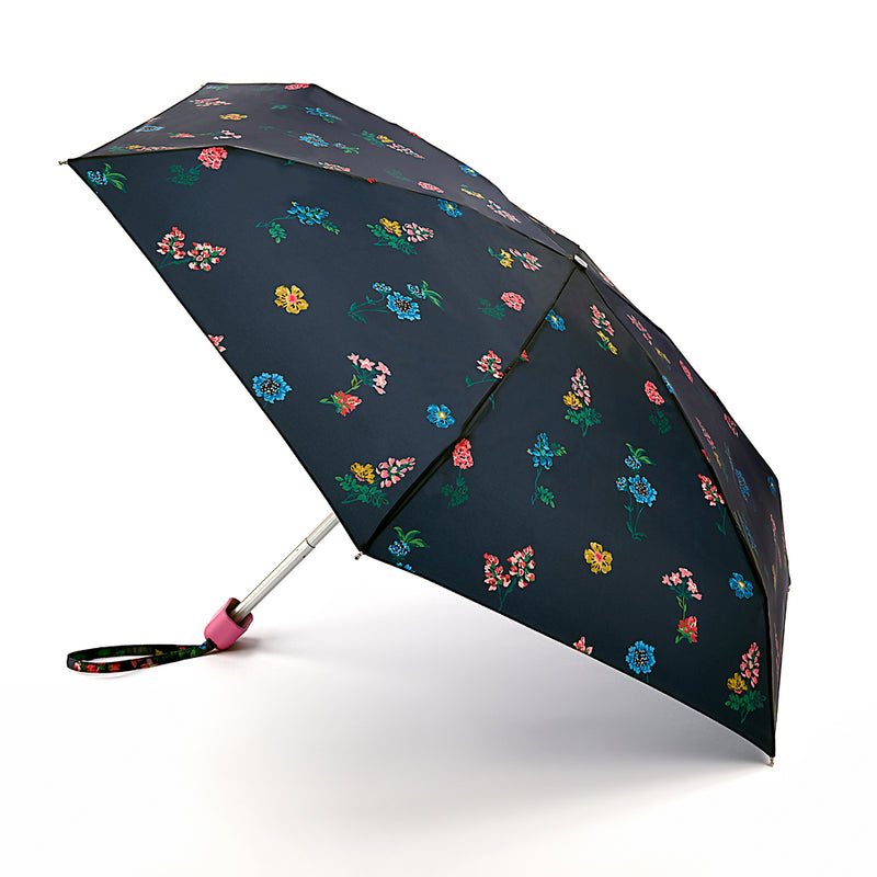 Cath Kidston Tiny Folding Umbrella - Twilight Sprig