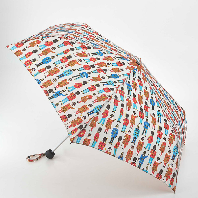 Cath Kidston Minilite Folding Umbrella - Guards & Friends