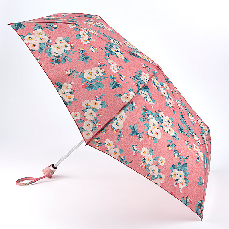 Cath Kidston Minilite 2 Folding Umbrella - Mayfield Blossom Small