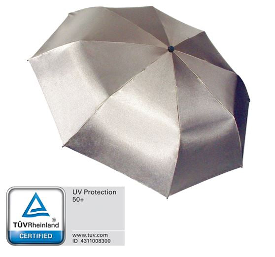 Light Trek Silver UV 50+ Trekking umbrella