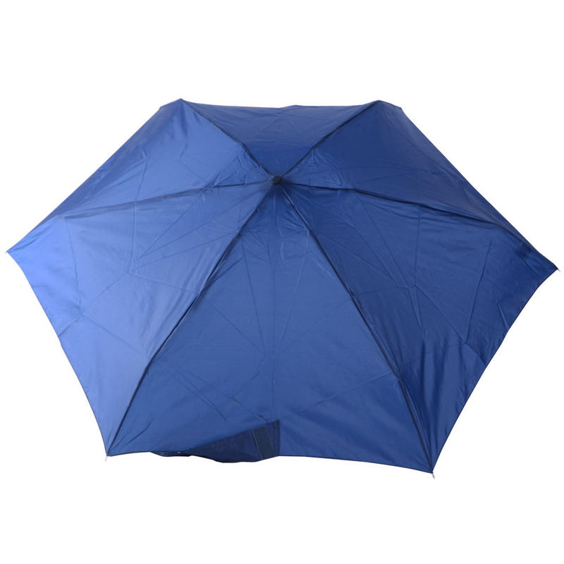Mini Flat Supermini Umbrella - Navy