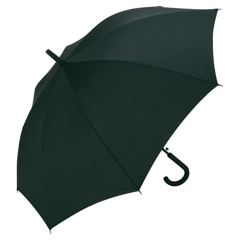 FARE Madison Auto Walking Umbrella - Black