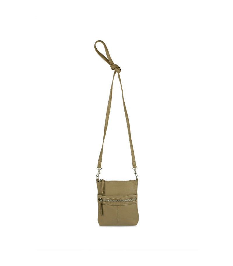 Markberg 'Thea' Crossbody Bag - Latte