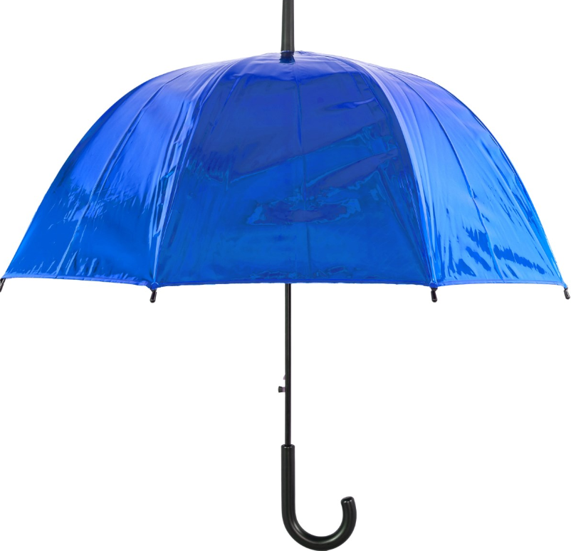 Susino Metallic Auto Dome Umbrella - Blue