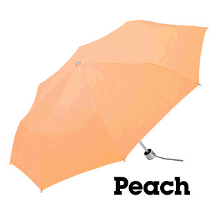 Minilite Folding Umbrella - Peach