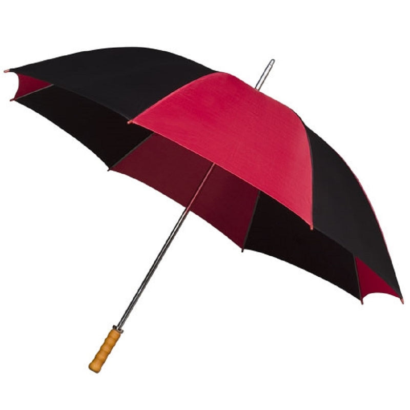 The Mira Wood Handle Golf Umbrella (Multi Coloured)