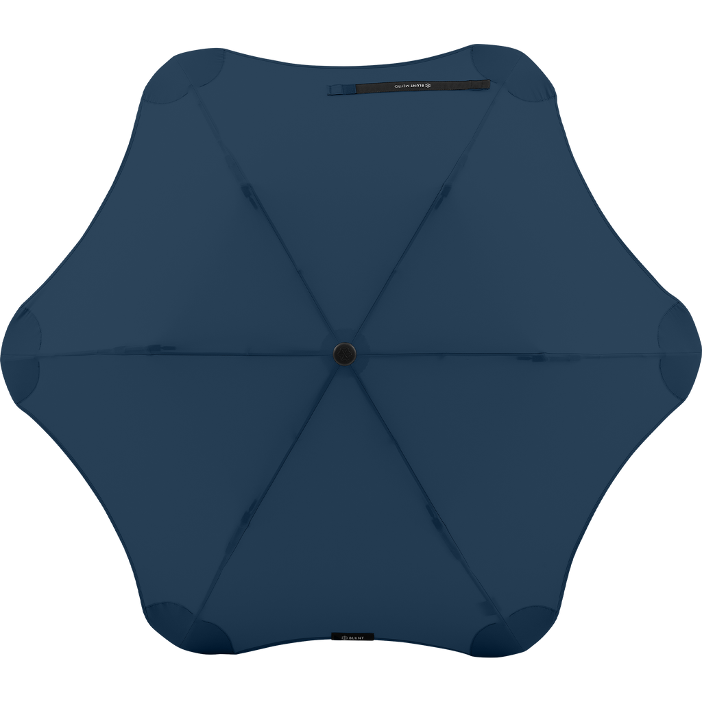 Blunt Metro Auto Folding Umbrella New for AW2020 - Navy Blue