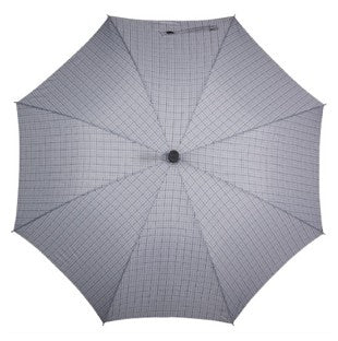 MiniMax Supermini Folding Umbrella in Grey Graph Print