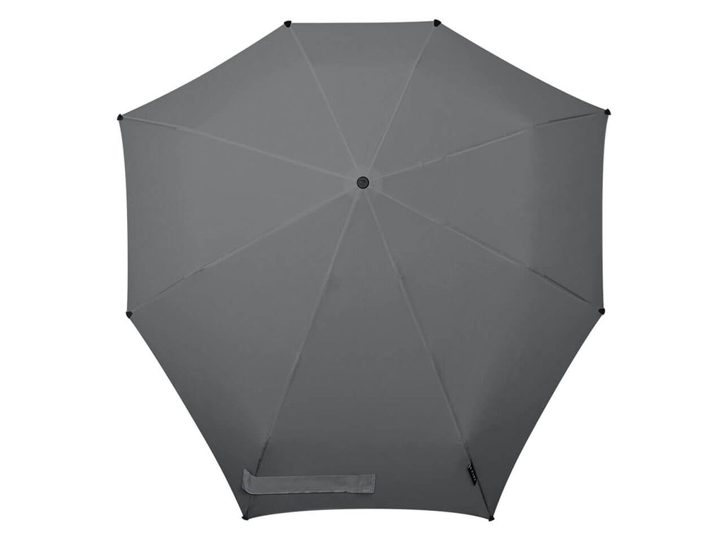 Senz Manual Folding Windproof Umbrella - Silk Grey