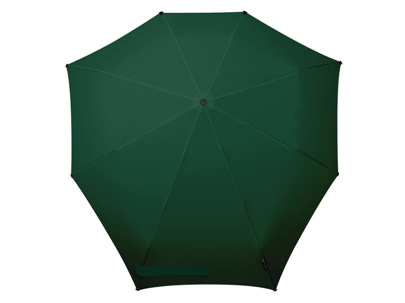 Senz Manual Folding Windproof Umbrella - Velvet Green