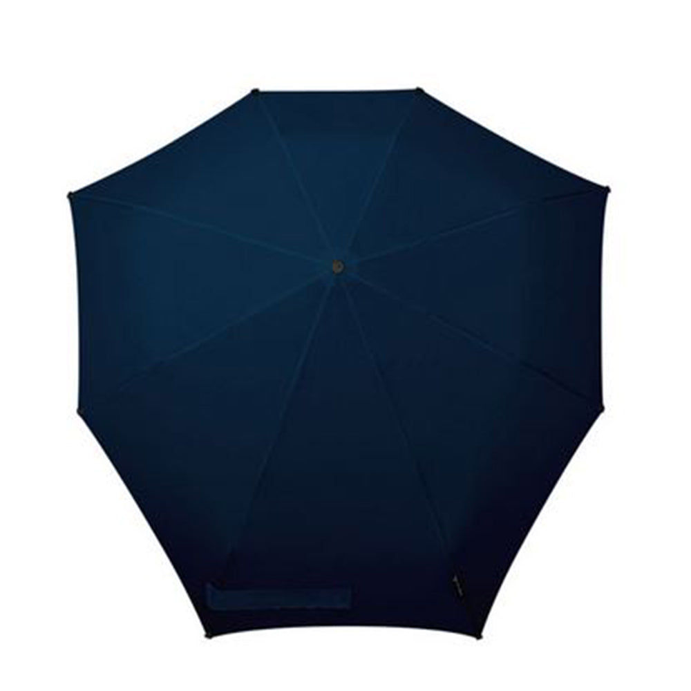 Senz Manual Folding Windproof Umbrella - Midnight Blue