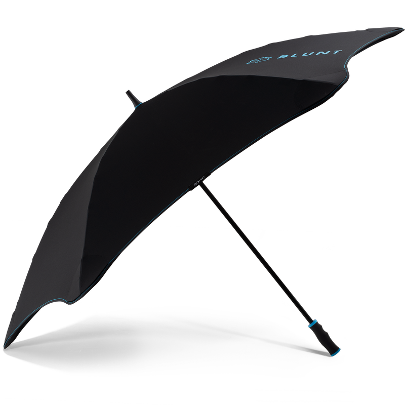Blunt Sport Large Umbrella New for AW2020 - Black/Blue