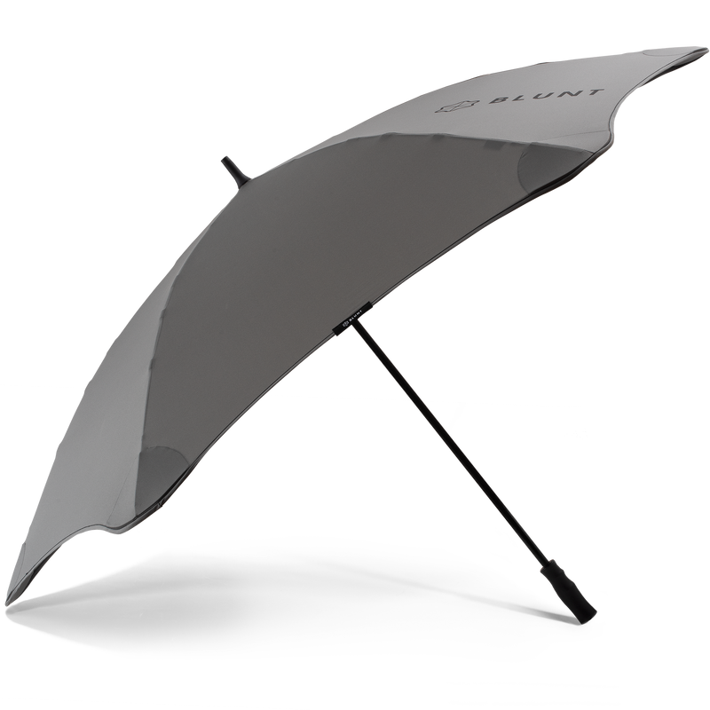Blunt Sport Large Umbrella New for AW2020 - Charcoal / Black