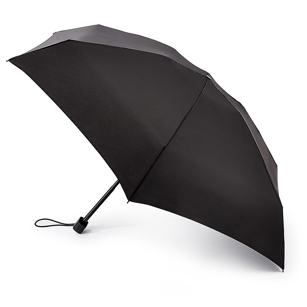 Fulton Performance 'Storm' Compact, UV Folding Umbrella - Black