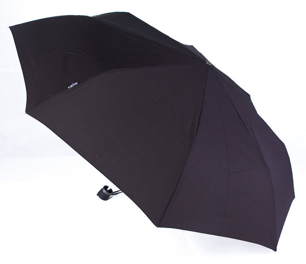 "Bugatti ""Take It"" Windproof Folding Umbrella - Black"