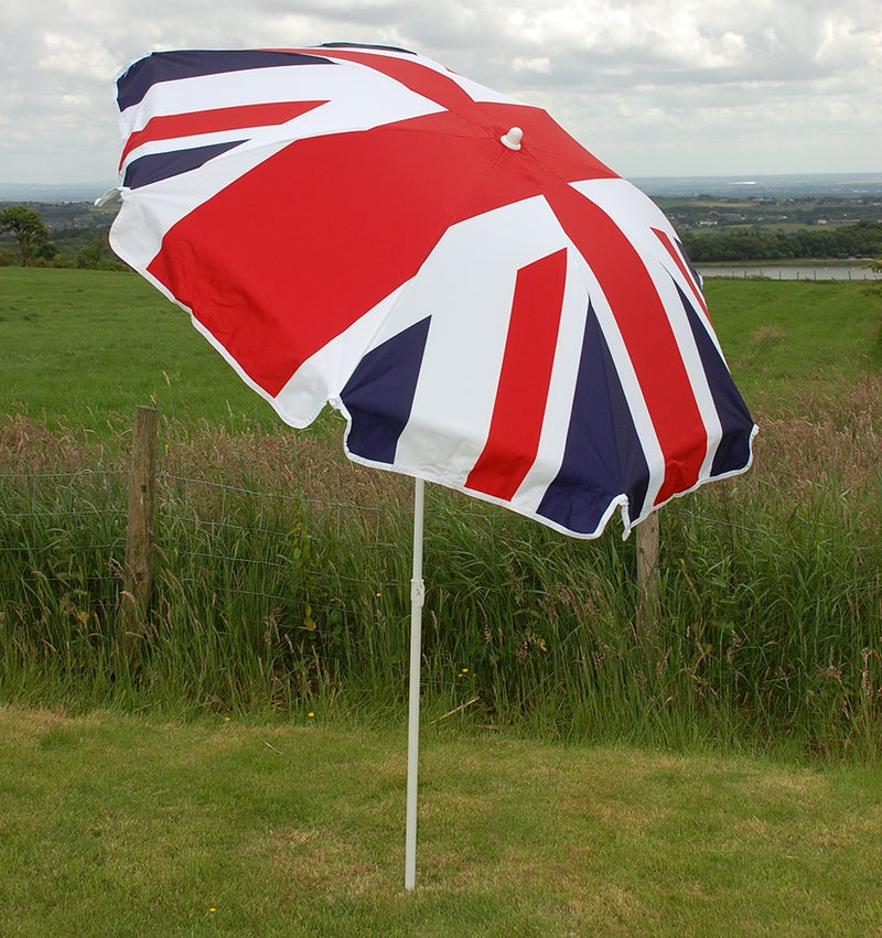 Patio / Garden / Beach Parasol Umbrella - Union Jack