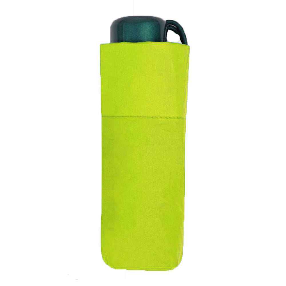 Vogue Tiny UV 50+ Protective Folding Umbrella - Acid Green