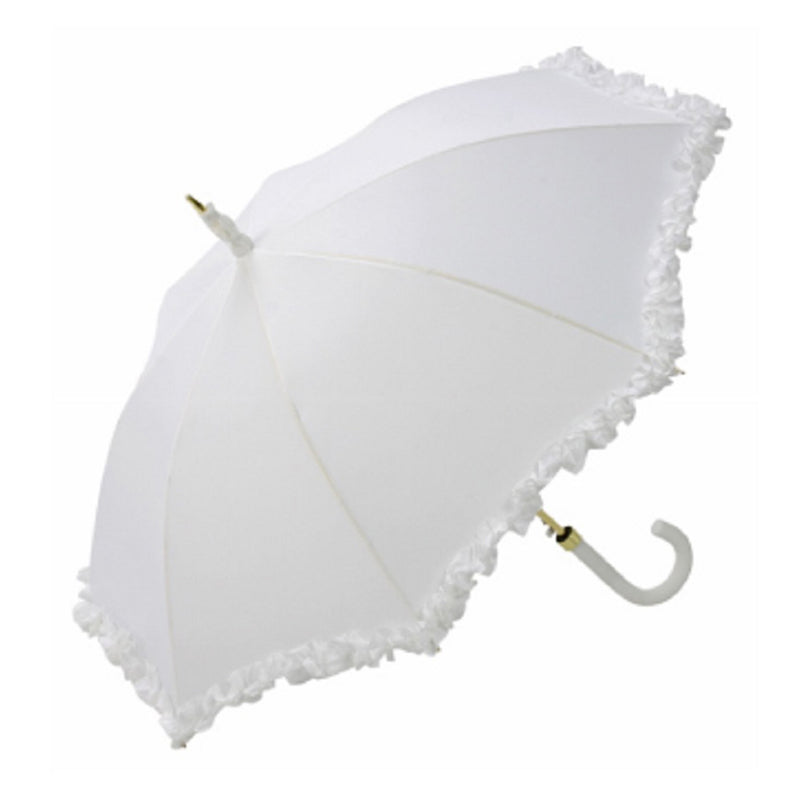 The Harrogate Wedding Umbrella - White