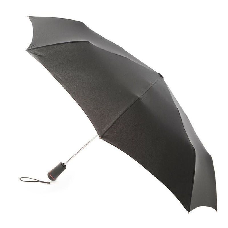 Totes X-tra Strong Auto Open And Close Umbrella - Black