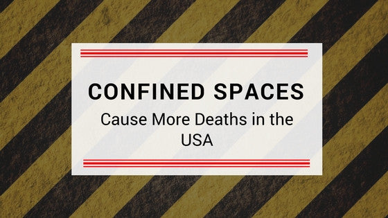 Confined Spaces Cause More Deaths in the USA