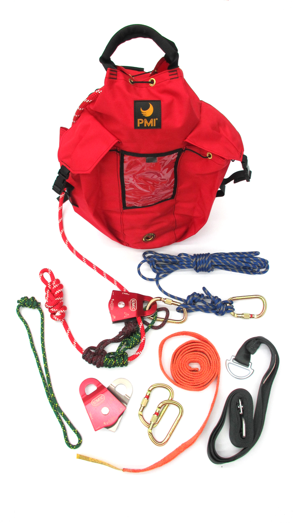 Pre-Packaged Safety Belay Kit - Dynamic Rescue - Dynamic Rescue Systems - Dynamic Rescue